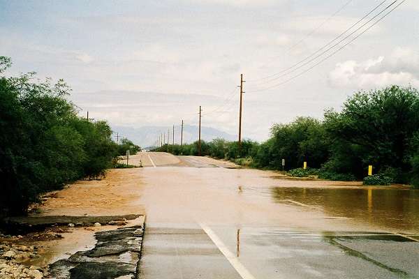 Featured image for the project, Optimizing Local Thresholds for Flash Flood Prediction