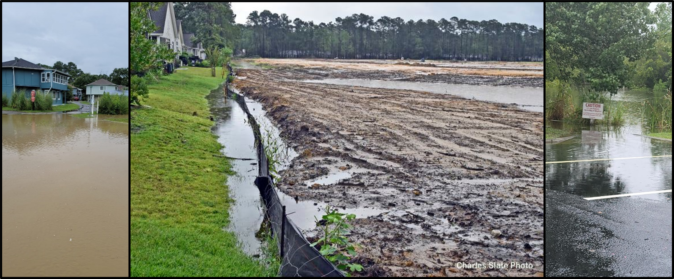 Featured image for the Assessing the impacts of a housing development on community flooding project.